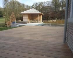 Laurent Tirou - Terrasse en bois