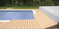 Laurent Tirou - Tour de piscine en bois