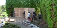 Laurent Tirou - POOL-HOUSE EN BOIS