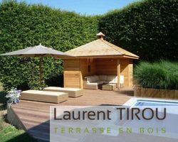 Laurent Tirou - Pool-house