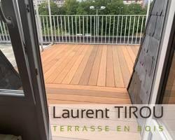 Laurent Tirou - Terrasse